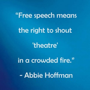 Free Speech Means
