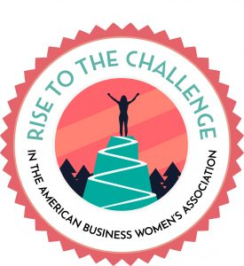 ABWA NATIONAL THEME 2020 RISE TO THE CHALLENGE